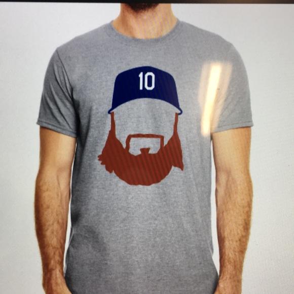 quality design cd72d 540fb Los Angeles Dodgers Justin Turner shirt NWT